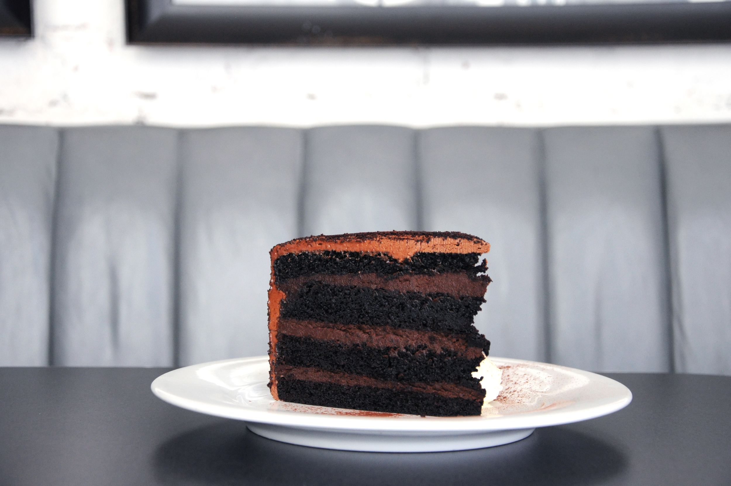 Brooklyn blackout cake at Empire Diner