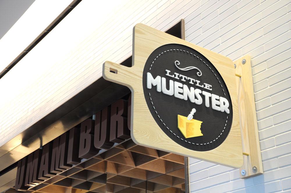 Little Muenster at Hudson Eats