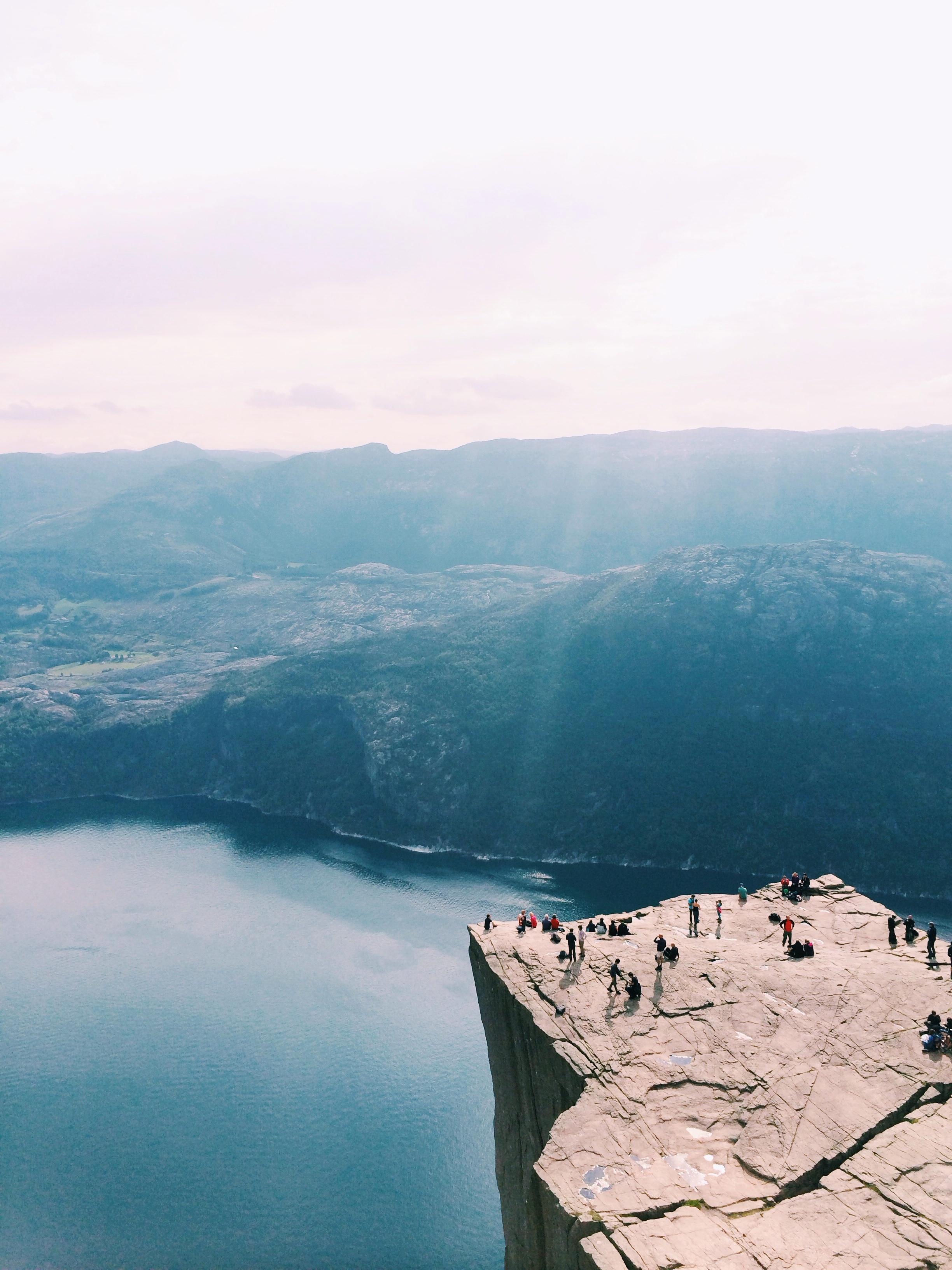 Preikestolen, or Pulpit Rock