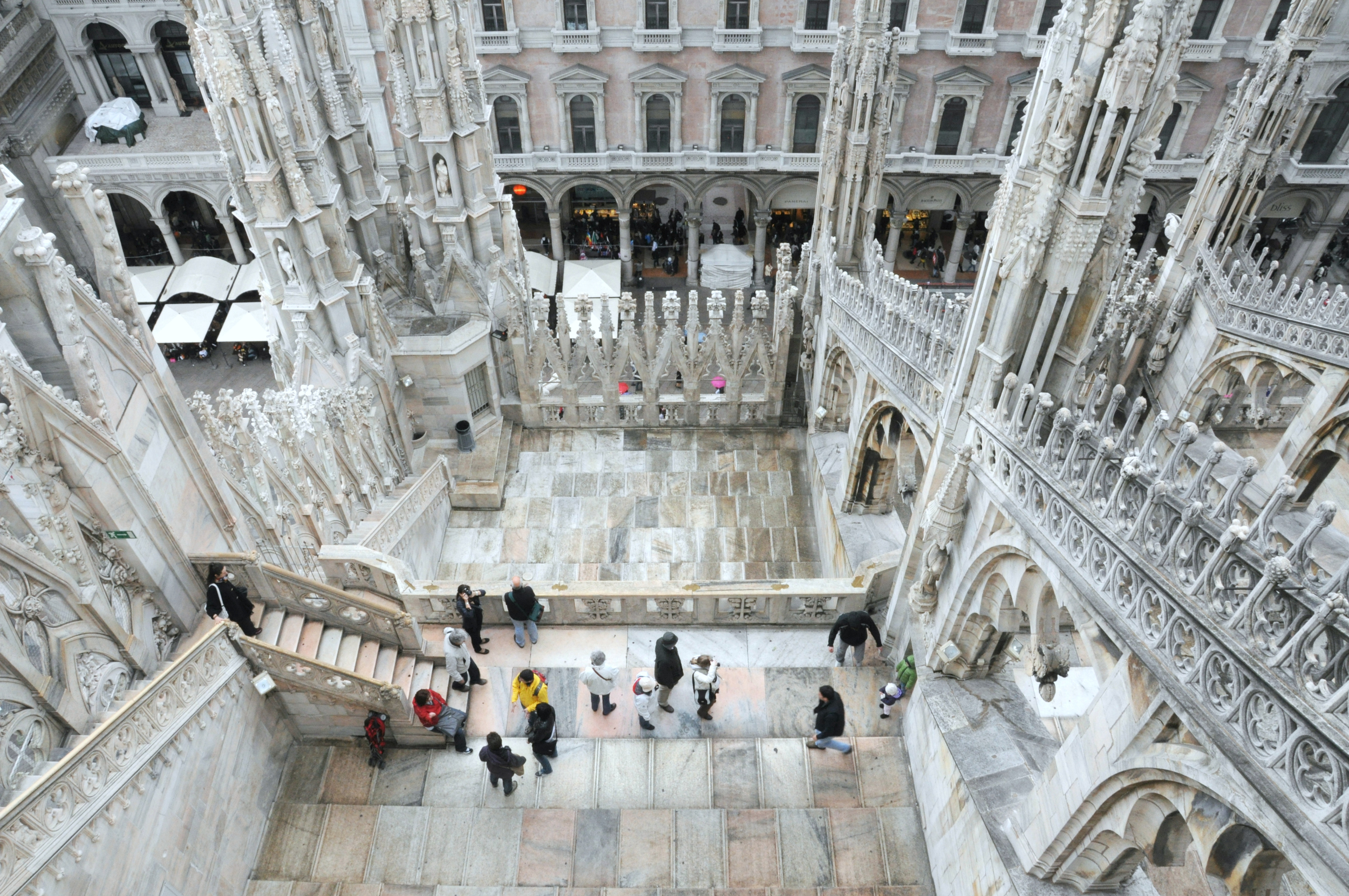 Roof of the Duomo