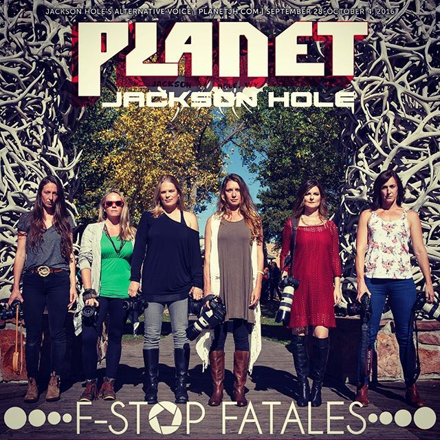 Thanks for the feature PlanetJH, it's an honor to be included in this great article alongside so many inspirational female photographers.   http://planetjh.com/2016/09/28/feature-f-stop-fatales/