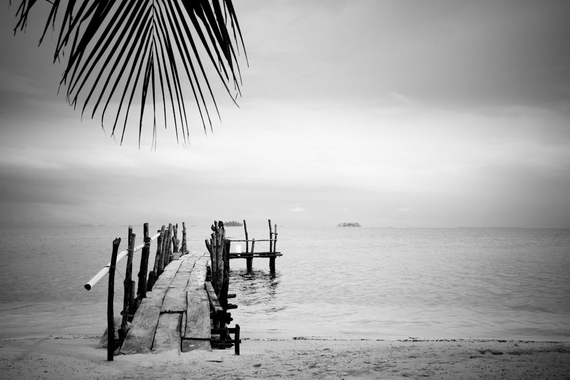 Welcome to San Blas Islands, Panama.