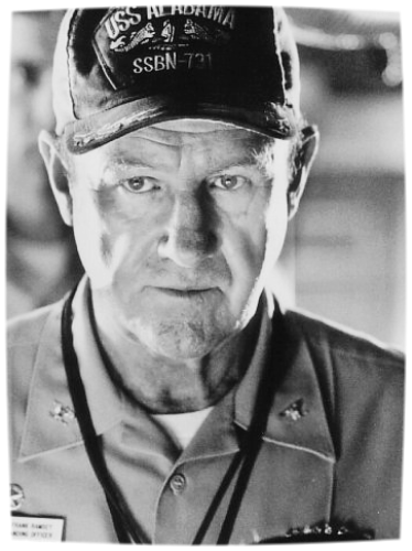 Captain Frank Ramsey  (Gene Hackman)