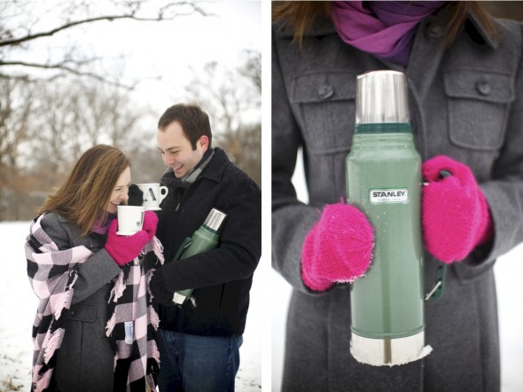 Best Winter Engagement