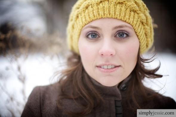 Winter Engagement Photographer