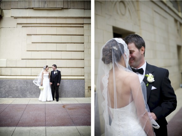 Downtown Chicago Wedding