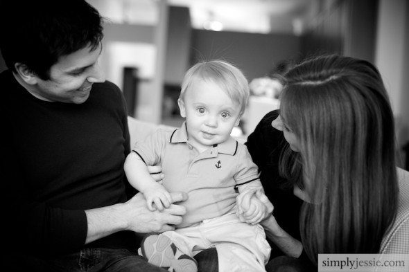 Lifestyle Chicago Family Photography