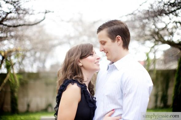Romantic Chicago Engagement Photography