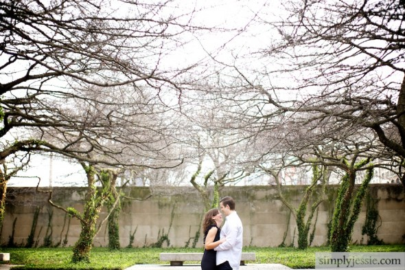 Spring Chicago Engagement Photography