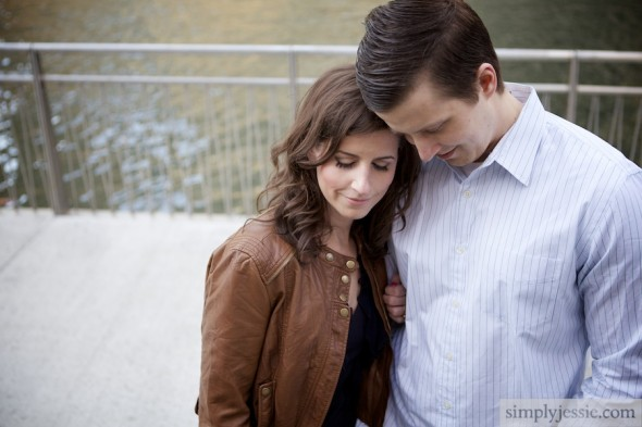 Untraditional Engagement Photography