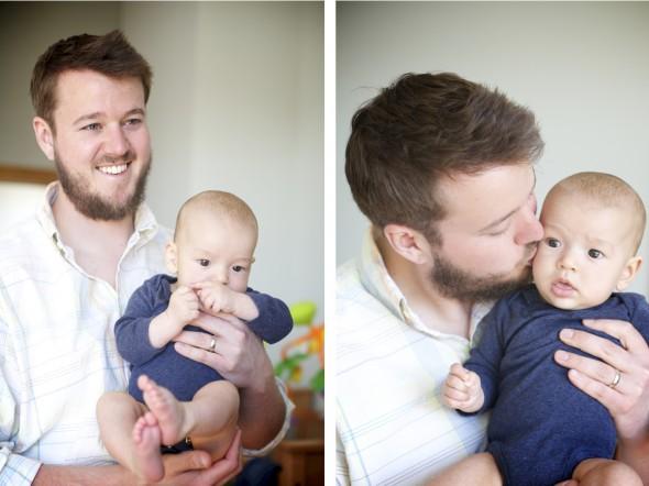 Father - Son Photo