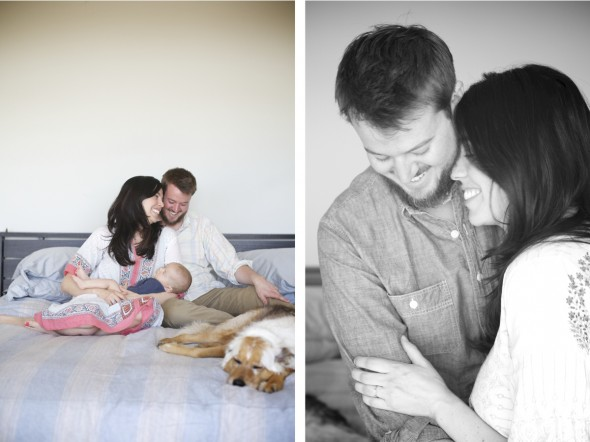 Lincoln Square Chicago Family Photography