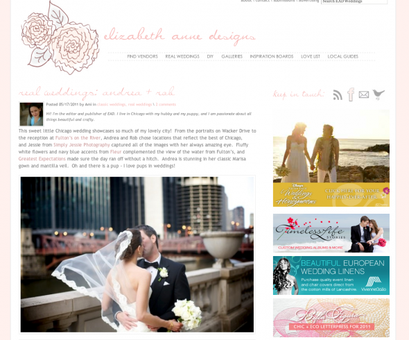 Simply Jessie Photography Featured on Elizabeth Anne Designs