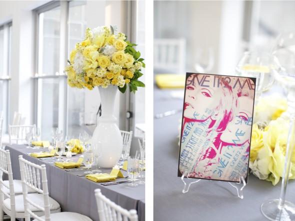 MCA tablescape at Wedding