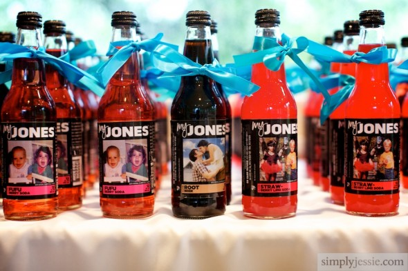 Personalized Wedding Favor