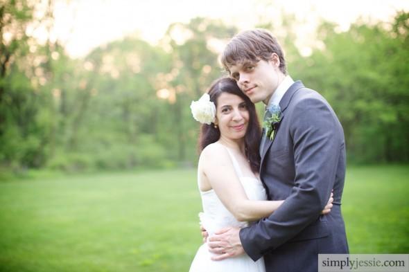 Romantic Wedding Photojournalism