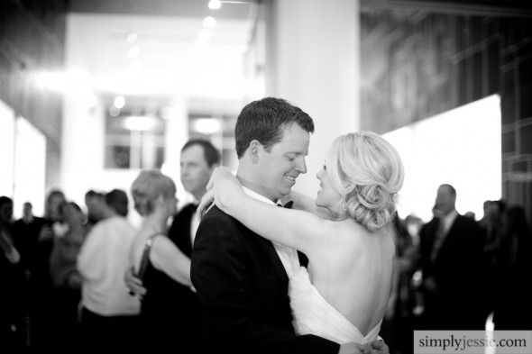 Wedding Dancing at MCA Chicago
