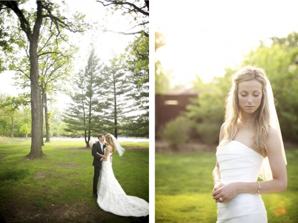 Wedding Photography at Oak Park Country Club