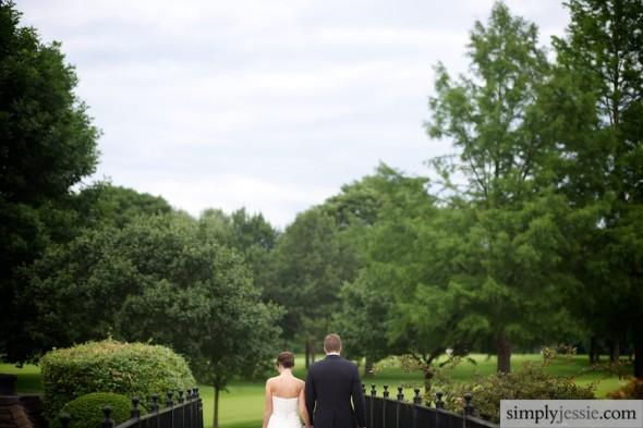 Country Club in Bloomington Wedding PHotos