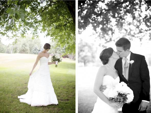 Elegant Outdoor Chicago Wedding Photographers