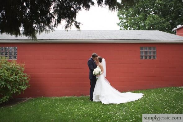 Modern Midwestern Wedding Photography