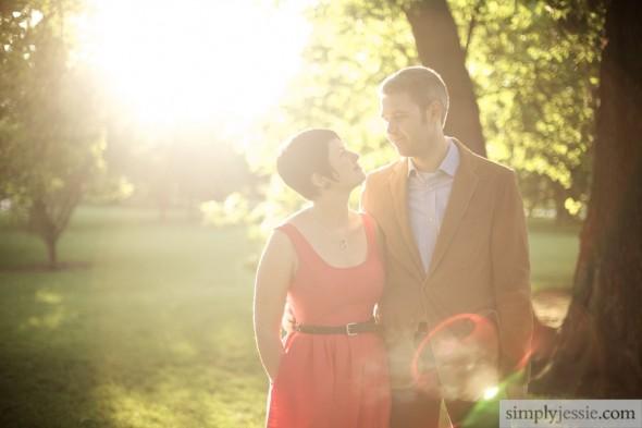 Romantic Engagement & Wedding Photography