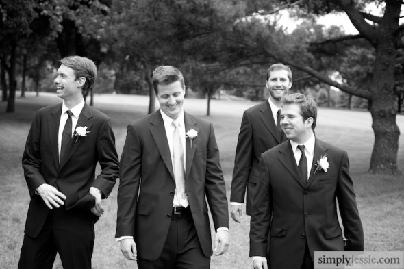 Untraditional Midwest Wedding Photography