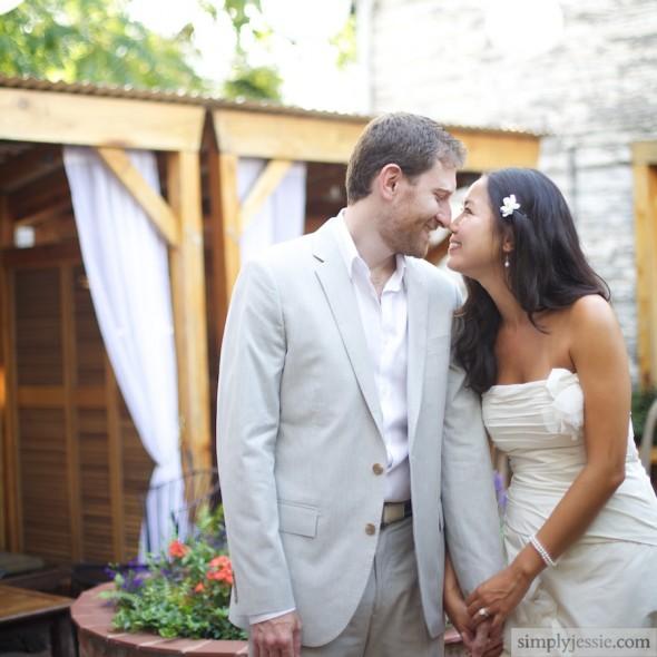 Wedding at Volo