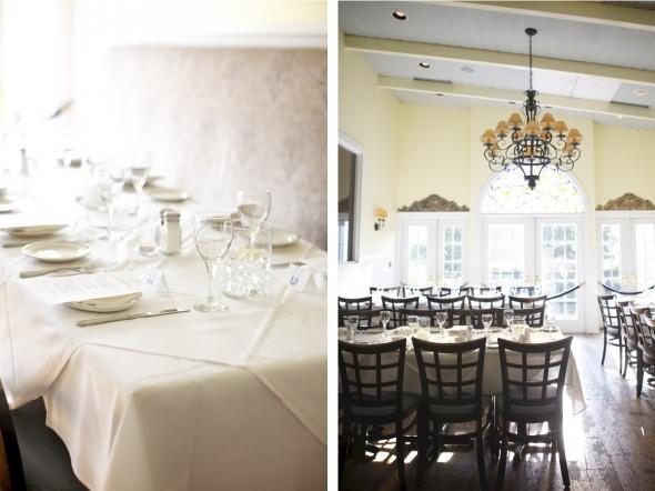 Elegant White wedding at Bistrot Margot