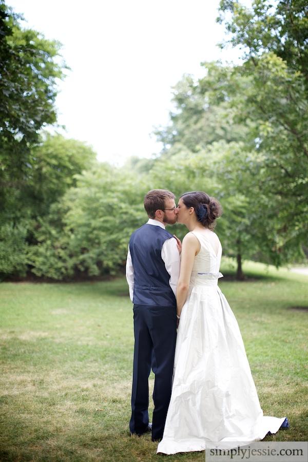 Honest Wedding Photography in Chicago