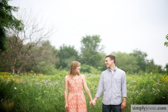 Midwestern Prairie Wedding & Engagement Photography