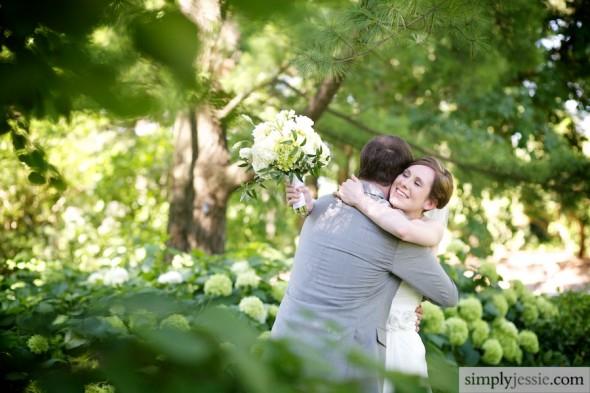 Morton Arboretum Wedding