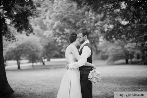 Outdoor Chicago Wedding Photography