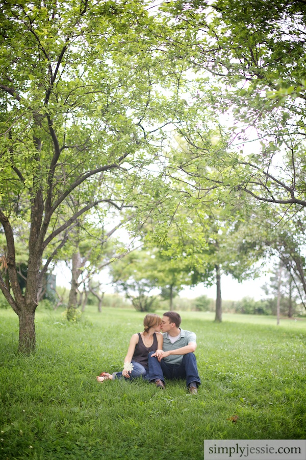 Outdoor Chicago Wedding & Engagement Photography
