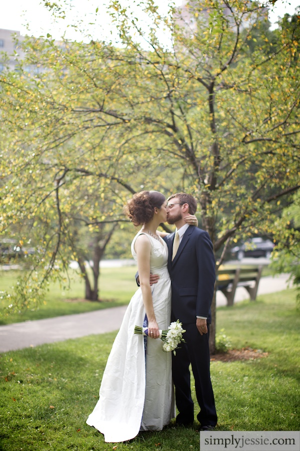 Romantic Outdoor Midwestern Photography