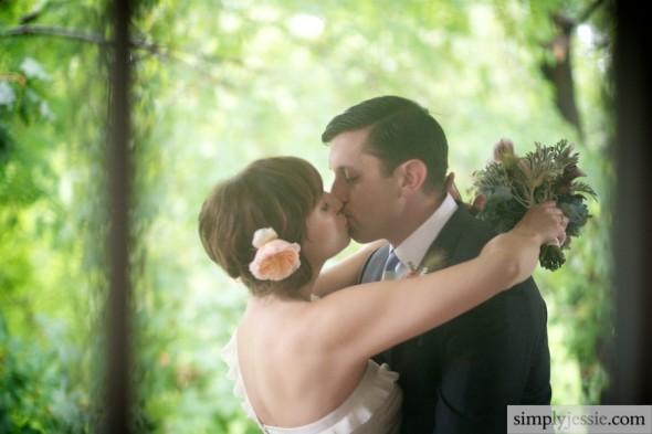Romantic Outdoor Wedding Photography