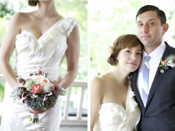 Vintage Wedding Photography in Chicago IL