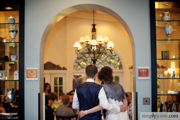 Wedding at Bistrot Margot Chicago