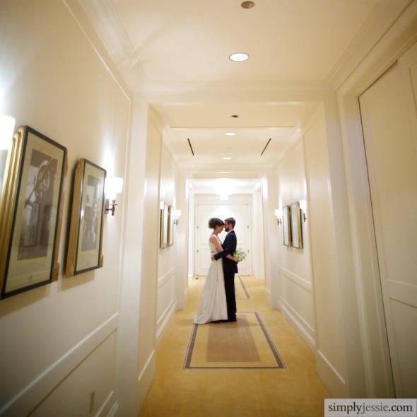 Wedding at The Penninsula