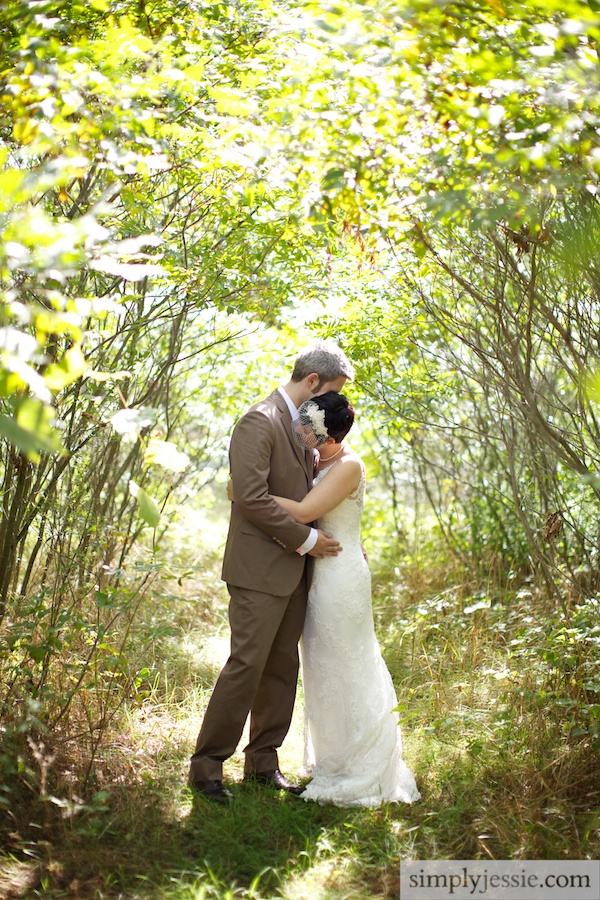 MIdwest Outdoor Wedding Photography