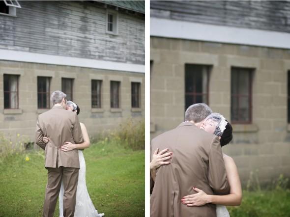 Rustic Wedding in Michigan