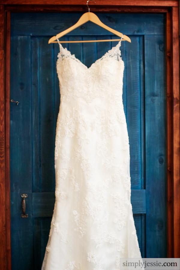 Wedding at Blue Dress Barn Michigan