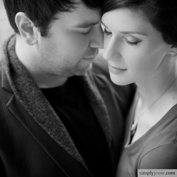Emotional Couple Photography