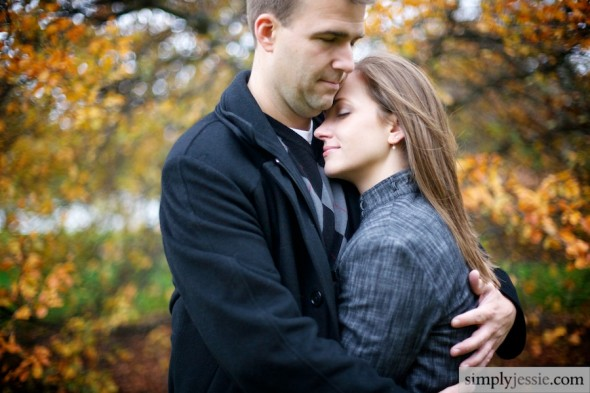 Creative Fall Engagement