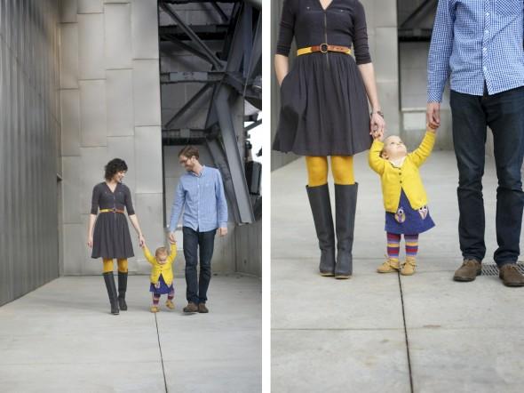 Millenium Park Family Photography