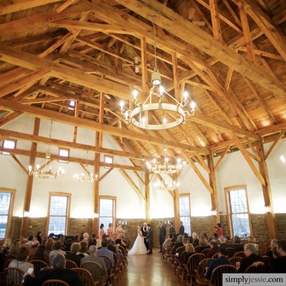 The Granary Wedding