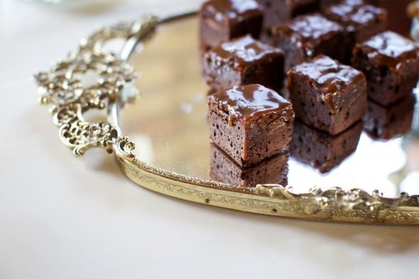 Truffle Truffle Brownies