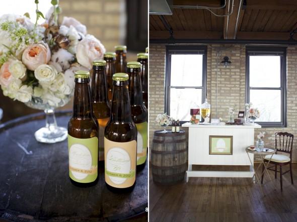 Wedding Whiskey Bar Inspiration
