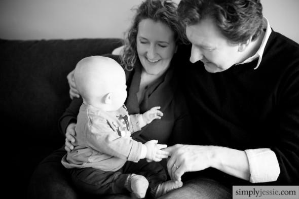 emotional family photography