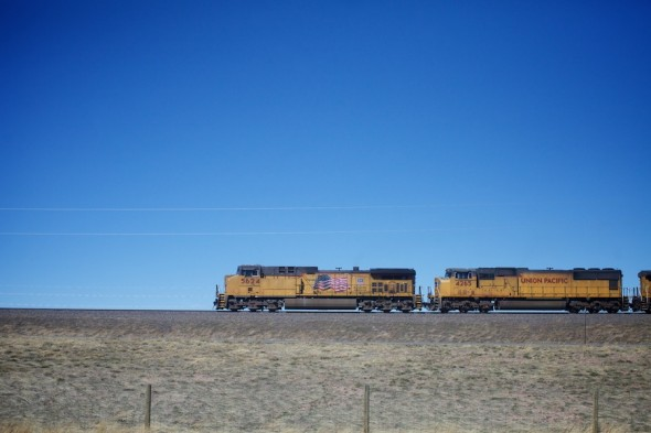 Union Pacific in Nebraska